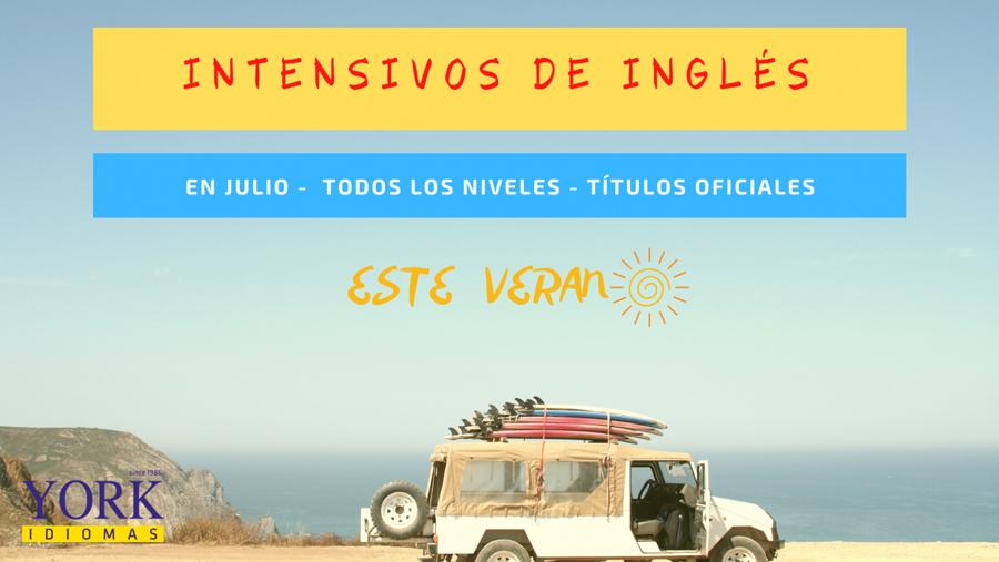Inglés online verano 2021